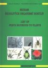 Seznam škodlivých organismů rostlin