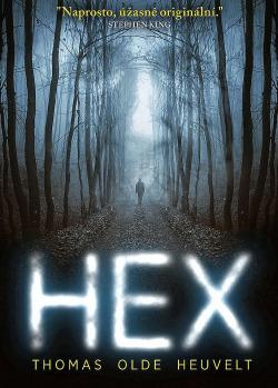 HEX obálka knihy