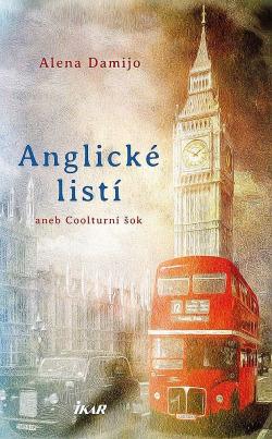 Anglické listí aneb Coolturní šok obálka knihy