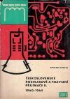 Československé rozhlasové a televizní přijímače II - 1960-1964