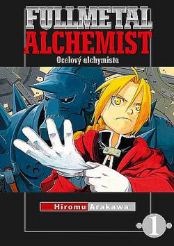 Ocelový alchymista 1 obálka knihy