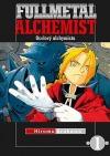 Fullmetal Alchemist 1 - Ocelový alchymista