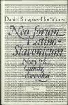 Neo-forum Latino-Slavonicum ; Nový trh latinsko-slovenský