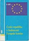 Česká republika v hodnocení Evropské komise