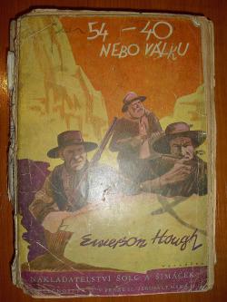 54-40 nebo válku obálka knihy