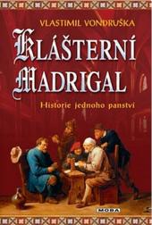 Klášterní madrigal obálka knihy