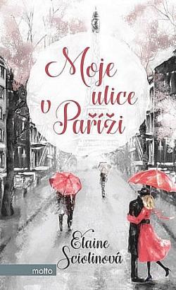 Moje ulice v Paříži obálka knihy