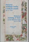 Historická antologie hudby v českých zemích (do cca 1530)
