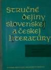 Stručné dejiny slovenskej a českej literatúry