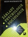 Základy psychologie, sociologie – pro střední školy