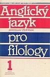 Anglický jazyk pro filology 1