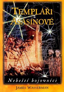 Templáři a asasínové obálka knihy