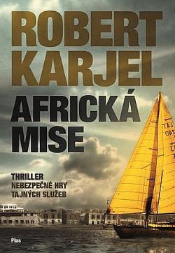 Africká mise obálka knihy