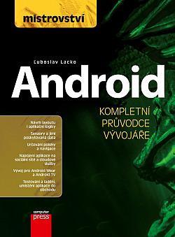 Android - kompletní průvodce vývojáře obálka knihy