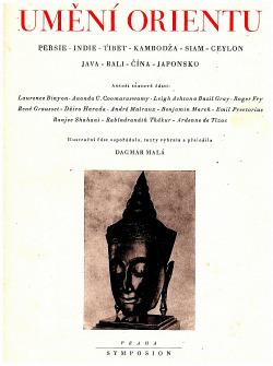 Umění Orientu obálka knihy