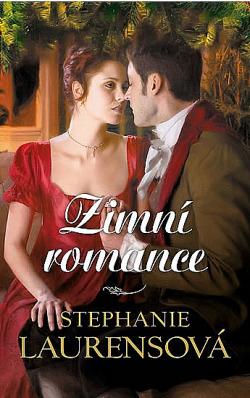 Zimní romance obálka knihy
