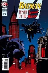 Batman: Temný rytíř, temné město: Část 2 obálka knihy