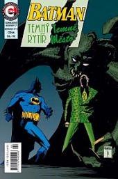 Batman: Temný rytíř, temné město: Část 3 obálka knihy