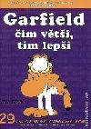 Garfield - čím větší, tím lepší