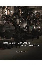 Horizont událostí / Event Horizon: Část první obálka knihy
