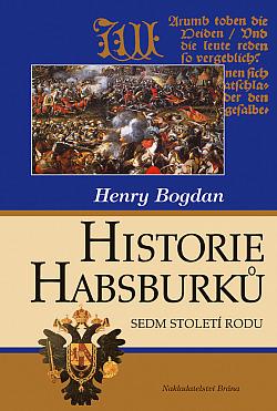 Historie Habsburků obálka knihy