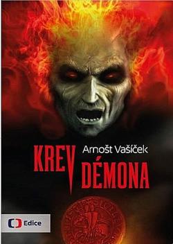Krev démona - Thriller s děsivým historickým tajemstvím obálka knihy