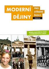 Moderní dějiny pro střední školy - učebnice obálka knihy