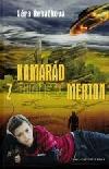 Kamarád z planety Merton obálka knihy