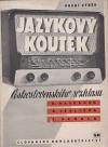 Jazykový koutek Československého rozhlasu - první výběr