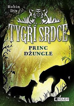 Princ džungle obálka knihy