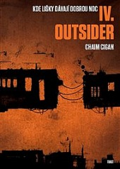Outsider obálka knihy