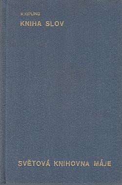 Kniha slov obálka knihy