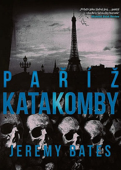 Paříž: Katakomby obálka knihy