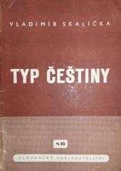 Typ češtiny