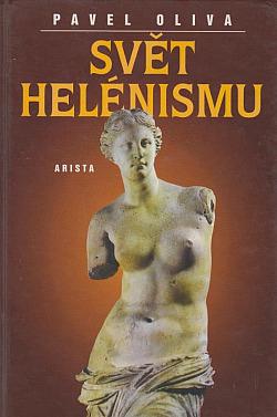 Svět helénismu obálka knihy