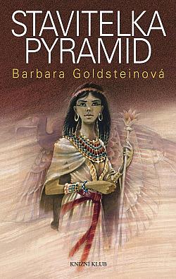 Stavitelka pyramid obálka knihy