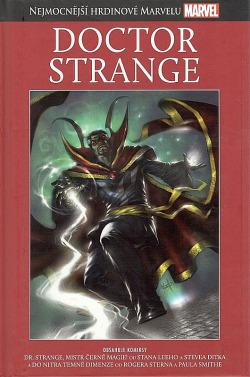 Doctor Strange obálka knihy