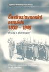 Československá armáda 1939-1945 (Plány a skutečnost)