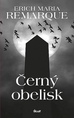 Černý obelisk obálka knihy