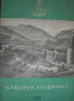 Karlova Studánka: Lázně pod Pradědem
