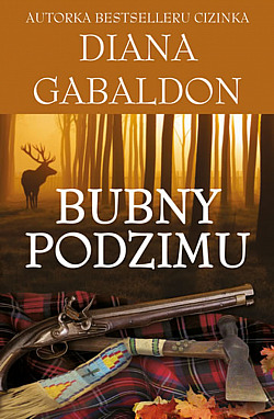 Bubny podzimu obálka knihy