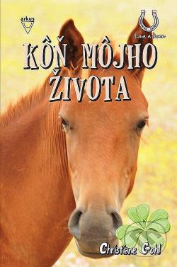 Kôň môjho života obálka knihy