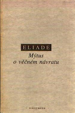 Mýtus o věčném návratu obálka knihy