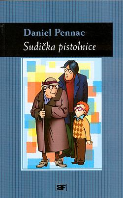 Sudička pistolnice obálka knihy