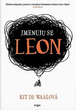 Jmenuju se Leon obálka knihy