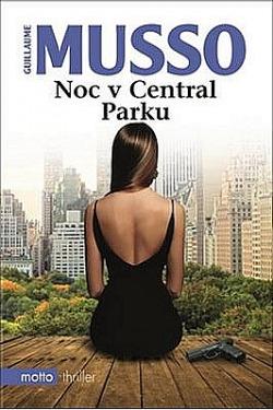Noc v Central Parku obálka knihy