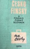 Česko-finský a finsko-český slovník na cesty