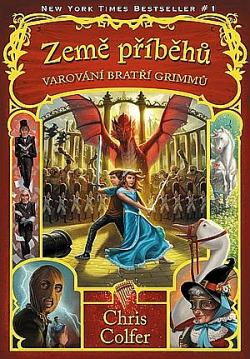 Varování bratří Grimmů obálka knihy