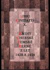 Knihy chebské zemské berně z let 1438 a 1456