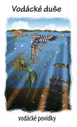 Vodácké duše obálka knihy